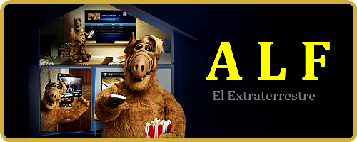 Alf  El Extraterrestre ( Webserie por Pspain)