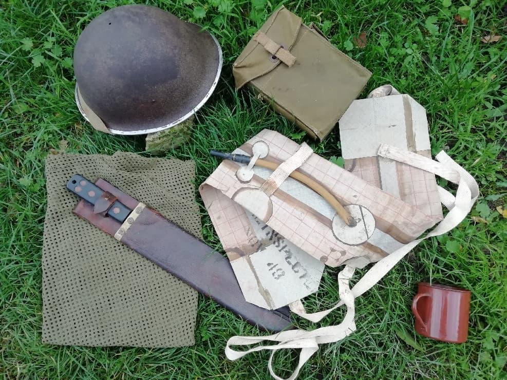 Bataille de Normandie coté anglais 12368110