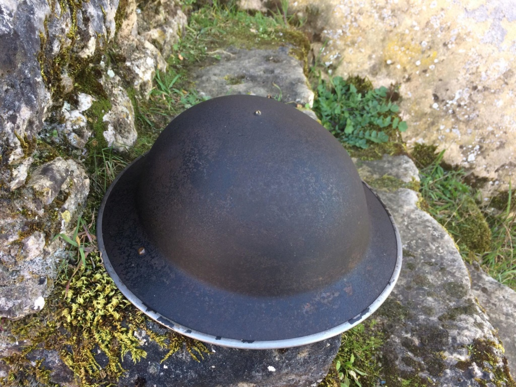 casque anglais 1940 91257410