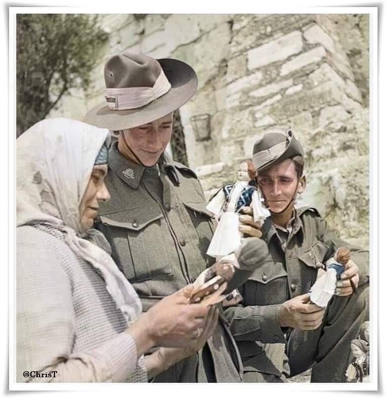 ΜΑΧΗ ΚΡΗΤΗΣ Γαλατάς Χανίων Μάιος 1941 65474410