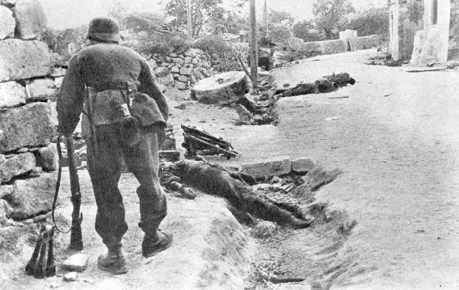 ΜΑΧΗ ΚΡΗΤΗΣ Γαλατάς Χανίων Μάιος 1941 Crete-10