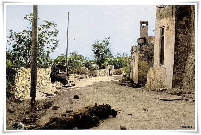 ΜΑΧΗ ΚΡΗΤΗΣ Γαλατάς Χανίων Μάιος 1941 Galata11