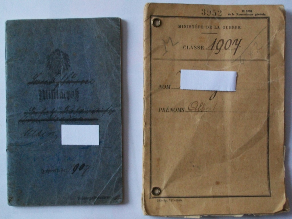 Document militaire Allemand 100_4734