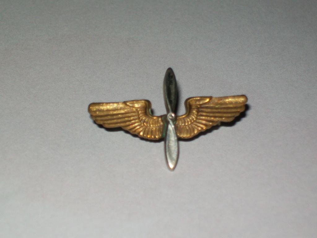 Etoiles général et boutons aéronautiques 100_5123