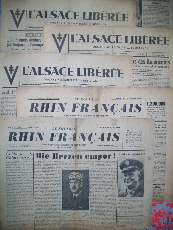 Mai-septembre 1945 : les journaux de la fin de la Seconde Guerre mondiale 100_6478