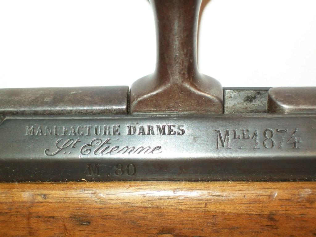 Fusil modèle 1866-1874 M80 100_6646