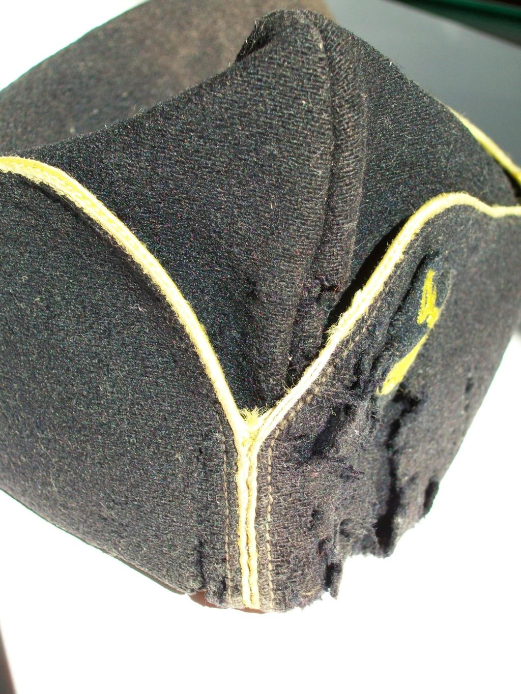 Bonnet de police bleu horizon 100_6951