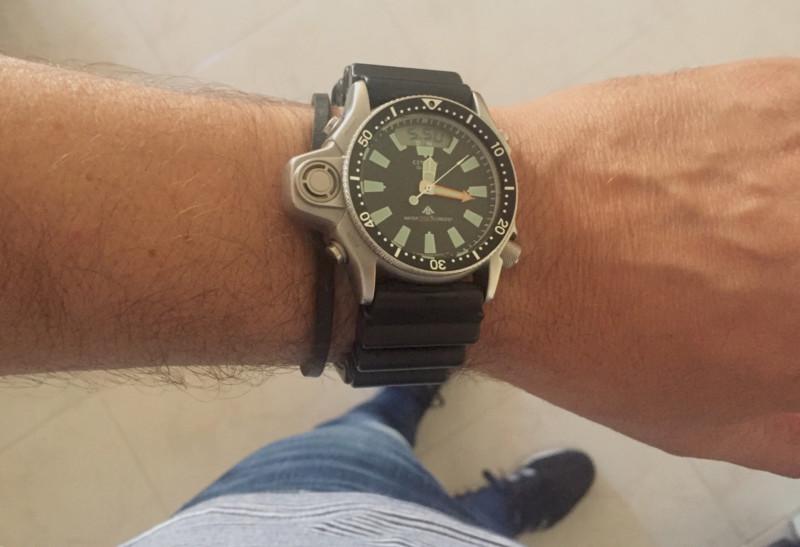 ¿Que reloj llevamos hoy? - Página 13 15570510
