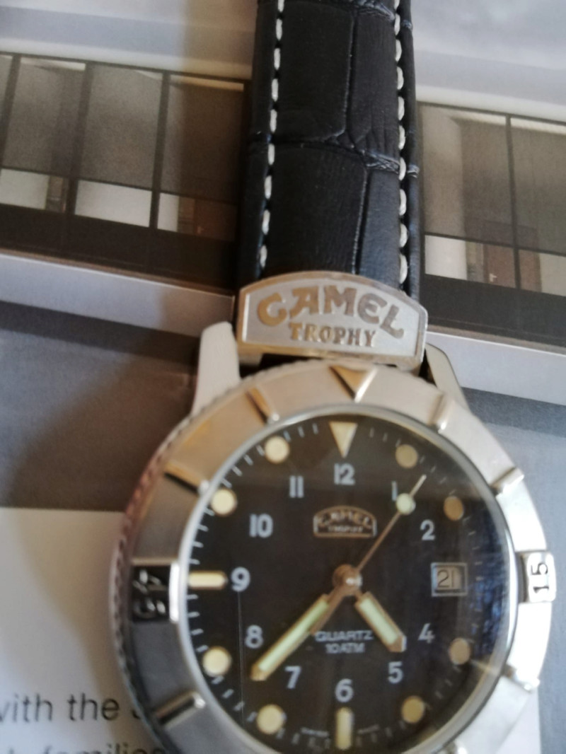 Camel Trophy NOS  15731113