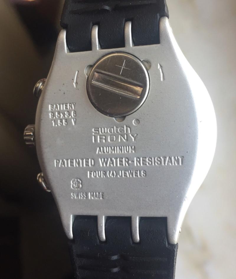 Swatch Irony chrono 15745910