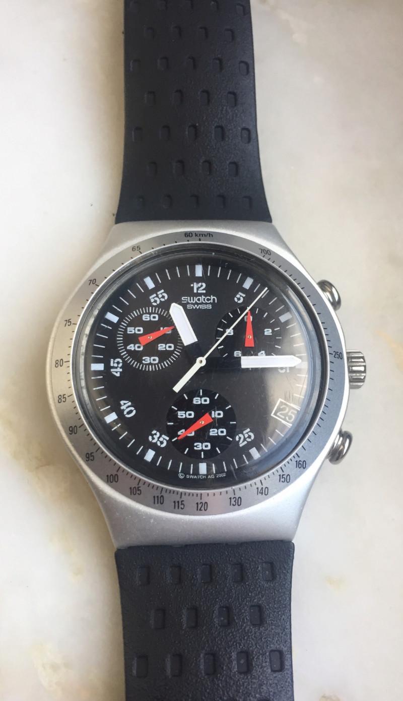 Swatch Irony chrono 15745911