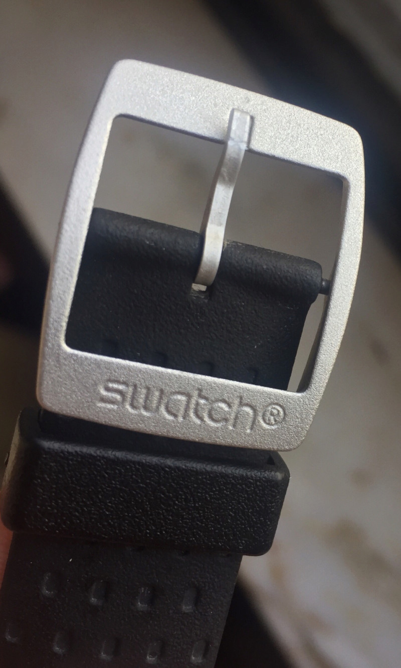 Swatch Irony chrono 15745916