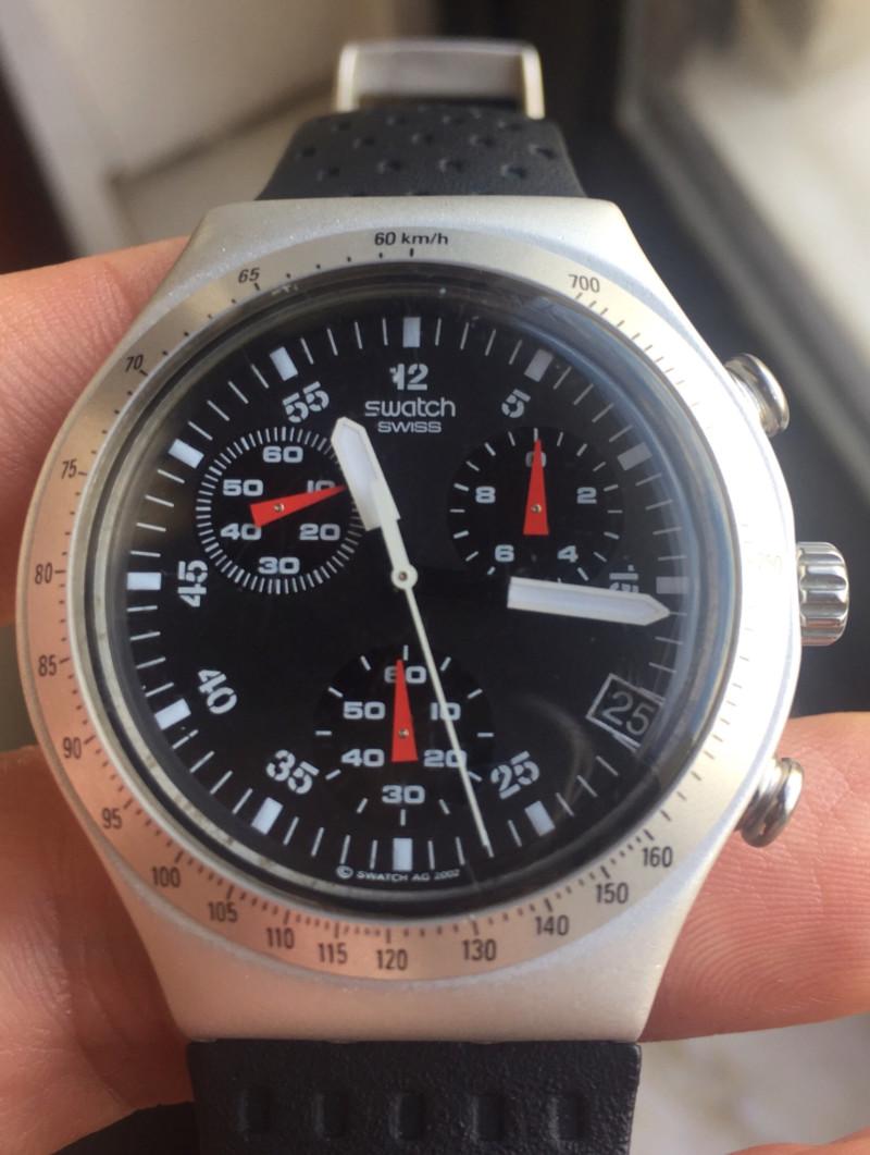 Swatch Irony chrono 15745917