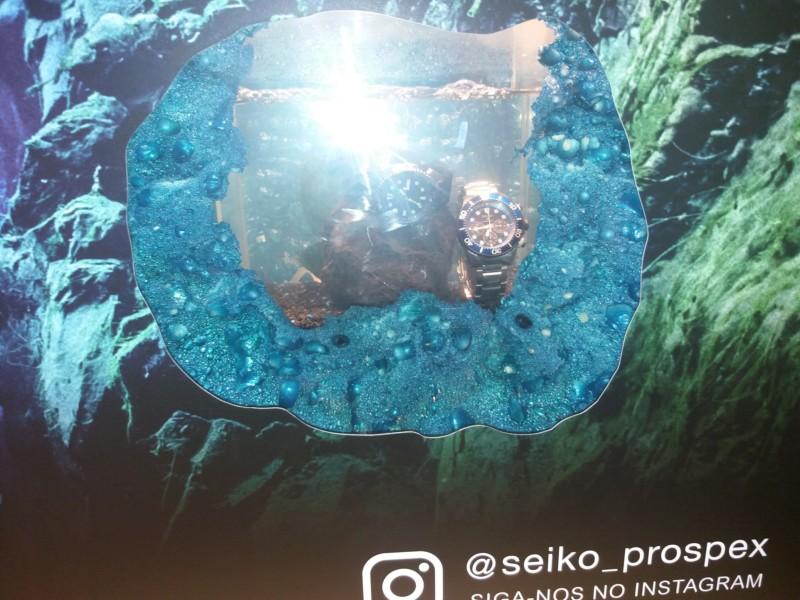 Escaparates SEIKO PROSPEX 20180820