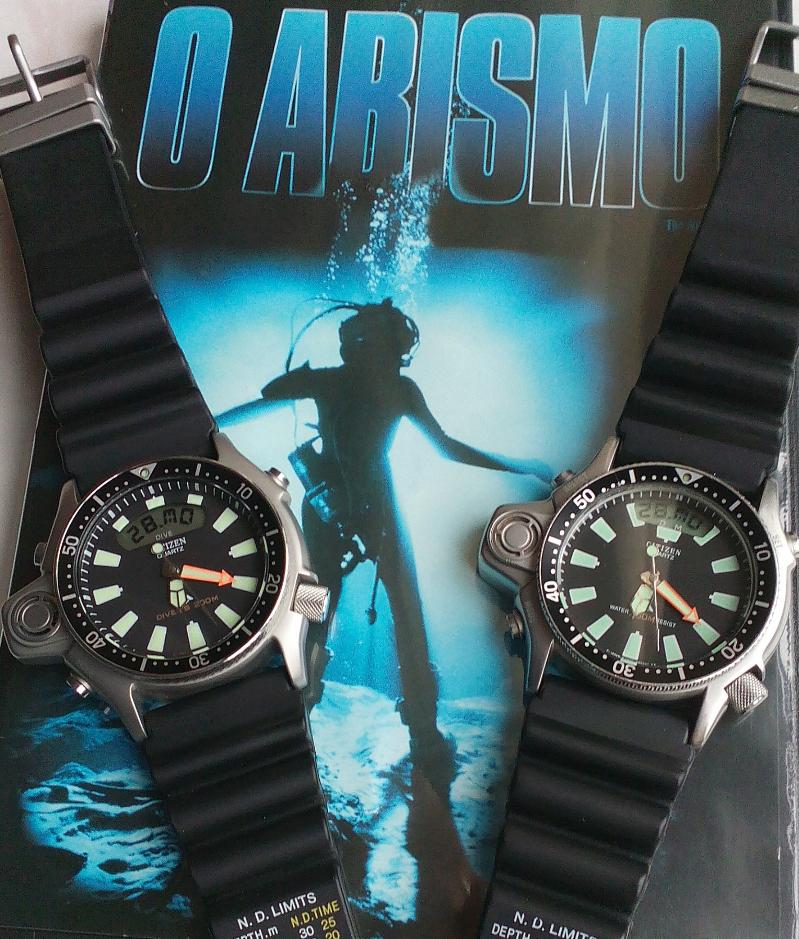 Relojes y el Séptimo Arte ...  Abyss_10