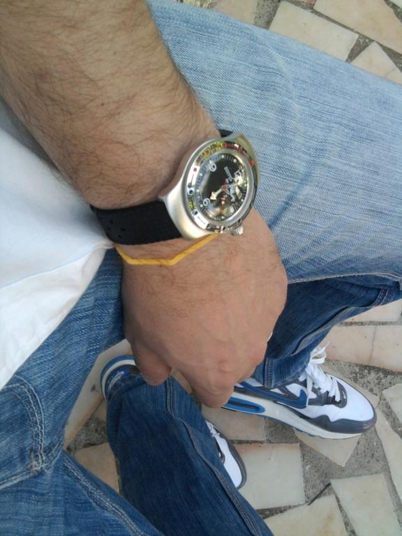 Relojes y calzado Foto0210