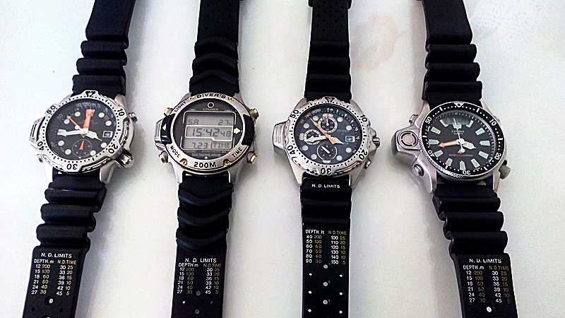 Relojes con profundímetro: Mostremos los nuestros  Poker10