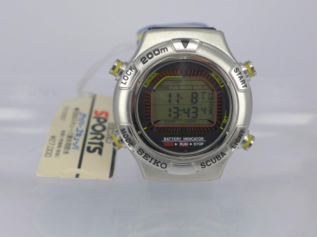 Seiko M705 vs S800 S800-010