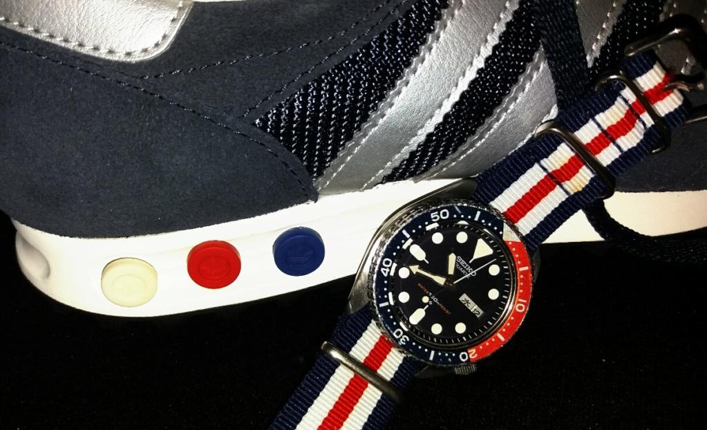 Relojes y calzado Seikoa10