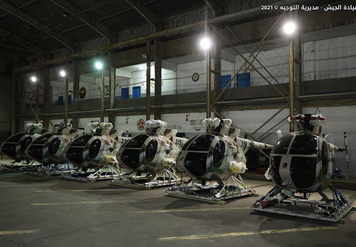 مروحيات 530MD للجيش اللبناني Np061010