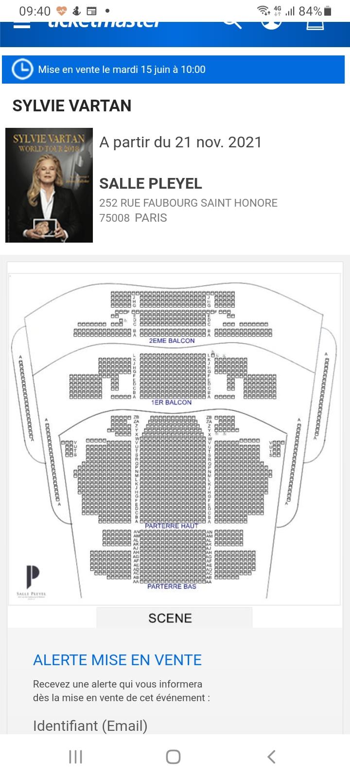 Concert Pleyel ? Screen39