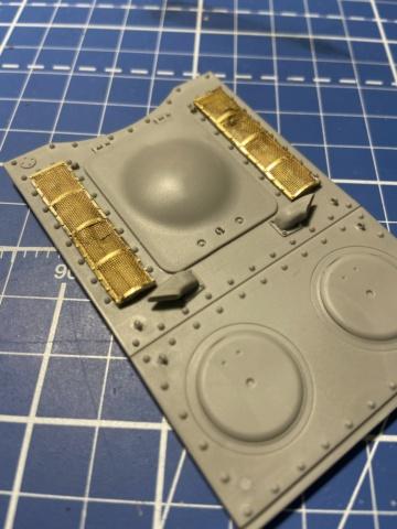Первая модель. КВ-1Э. Aau_n-10