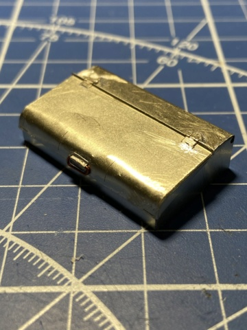 Первая модель. КВ-1Э. Img_7611