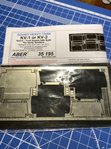 Первая модель. КВ-1Э. Img_7612