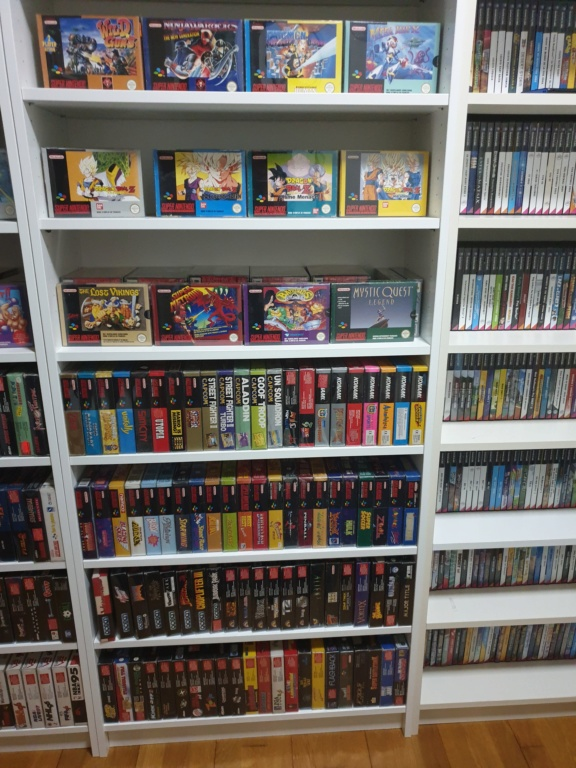 Collection Justin Adam (fullset Wii U, GC, N64...) 20190512