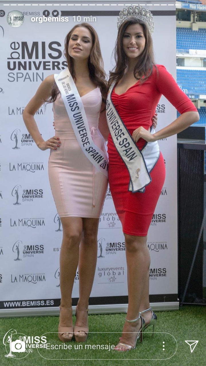 candidatas a miss universe spain 2018. final: 29 june. - Página 4 Screen14