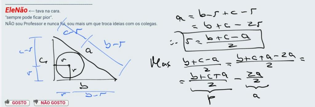 Circunferência inscrita num triângulo Scre1434