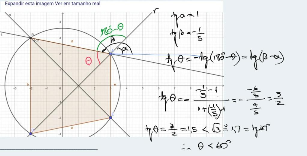 UEPG 2014 PSS - Geometria Analítica Scre1471