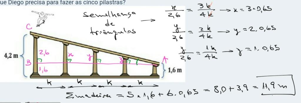 Geometria Plana Paralelismo Scre1540