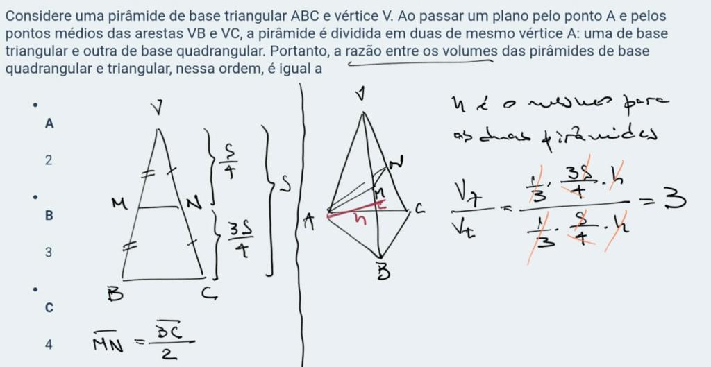 Pirâmide Regular Scre1591