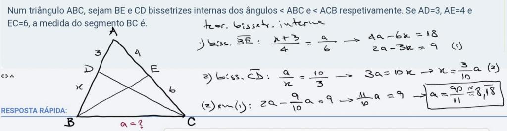 Triângulos Scree308