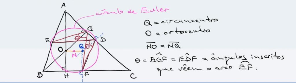 Geometria plana, congruência de triângulos Scree463