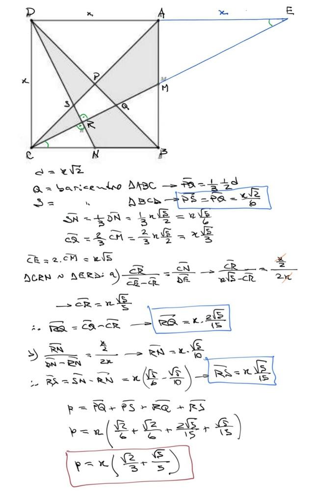 Desafio Matemática(9.1.5): Geometria Plana Scree887