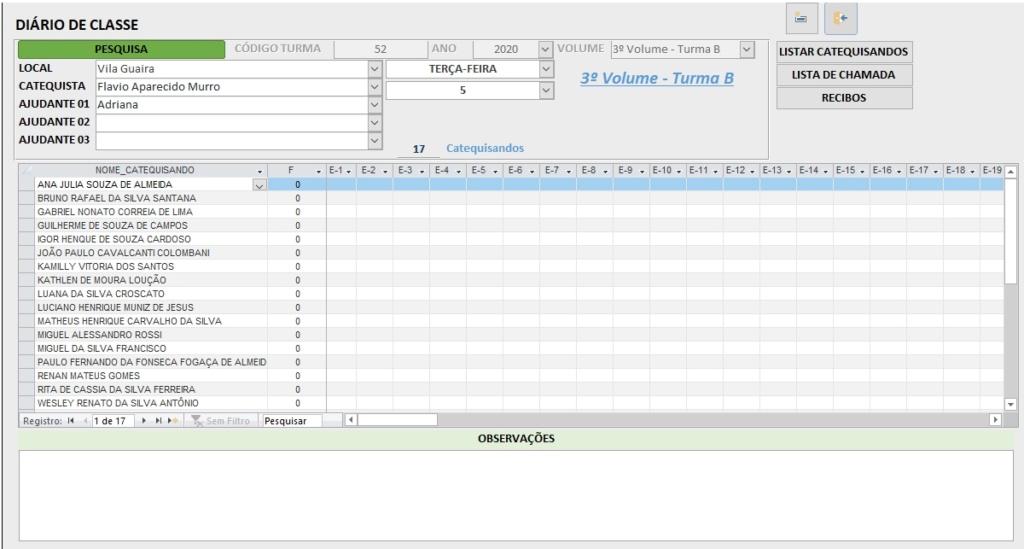 Copiar dados de um sub-formulário para outro Classe10