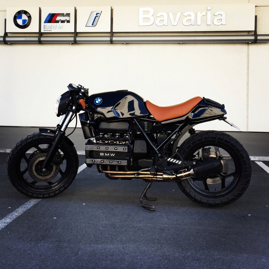 Bmw K100rs style change of style. 4abc1810