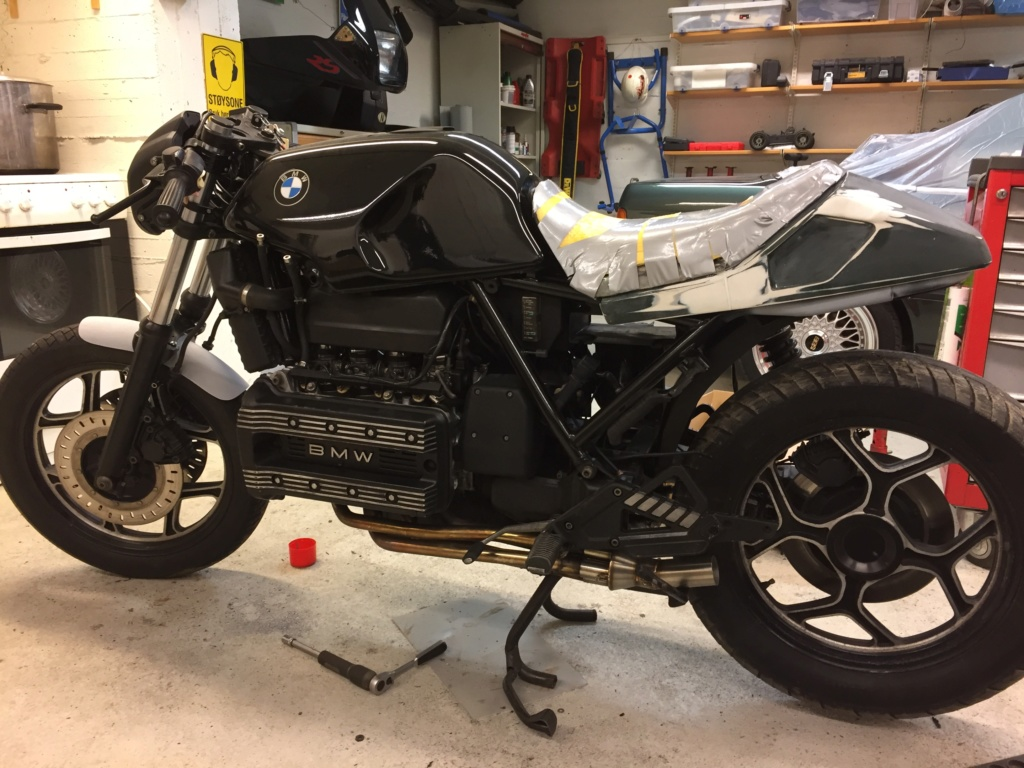 Bmw K100rs style change of style. B3930f10