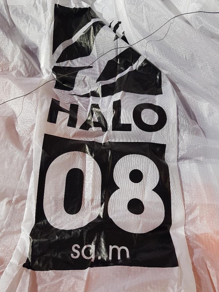 (Vendue) F-One Halo 8m² en parfait état 20201117
