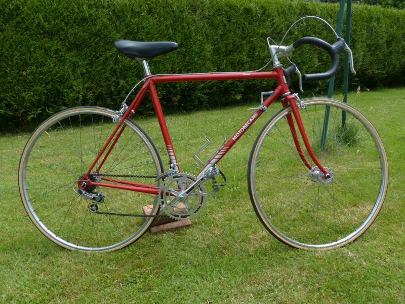 Motobecane basic  rouge Motobe10