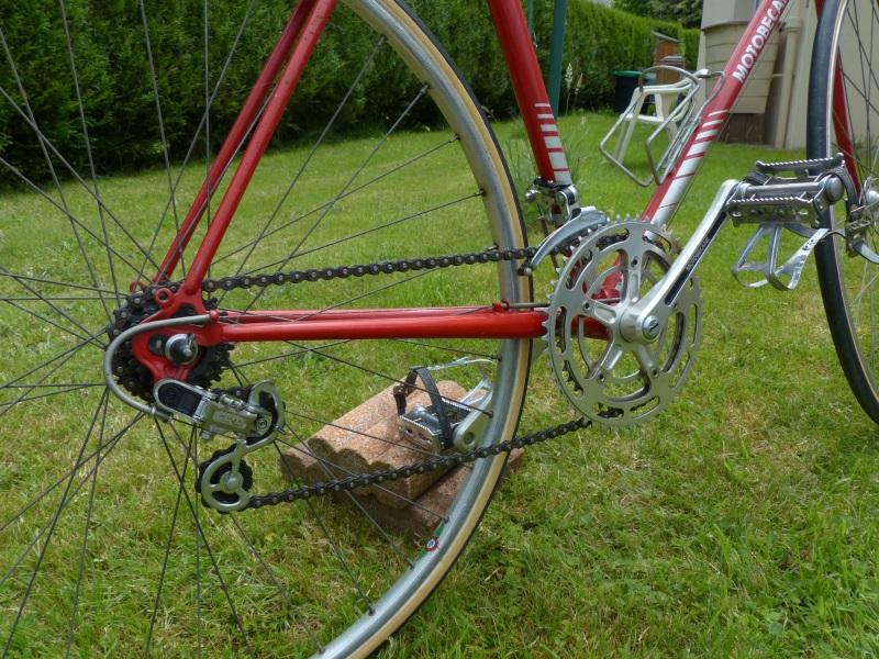 Motobecane basic  rouge Motobe13