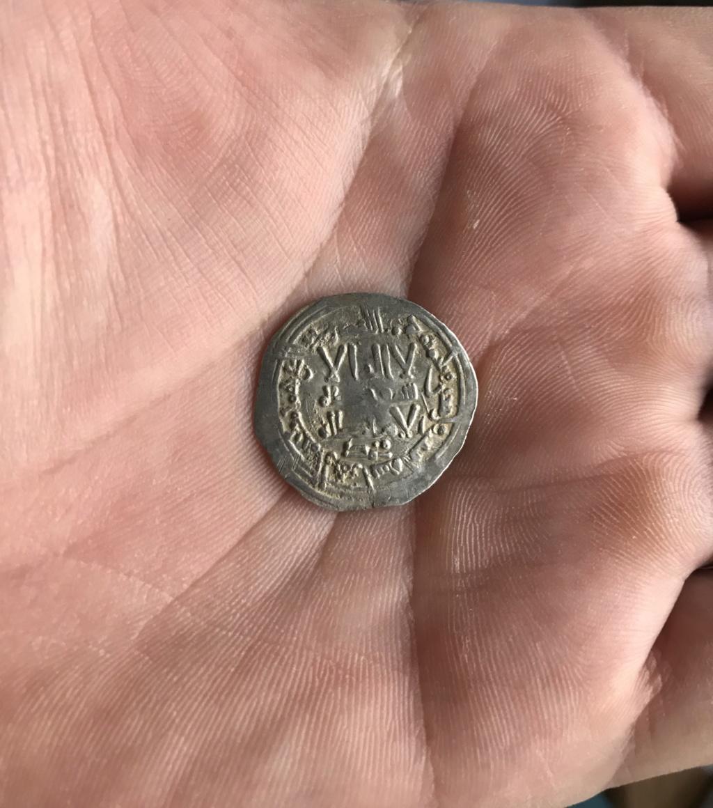 Dírham de Abderramán III, 342 H, Medina Azahara Ef2c9c10