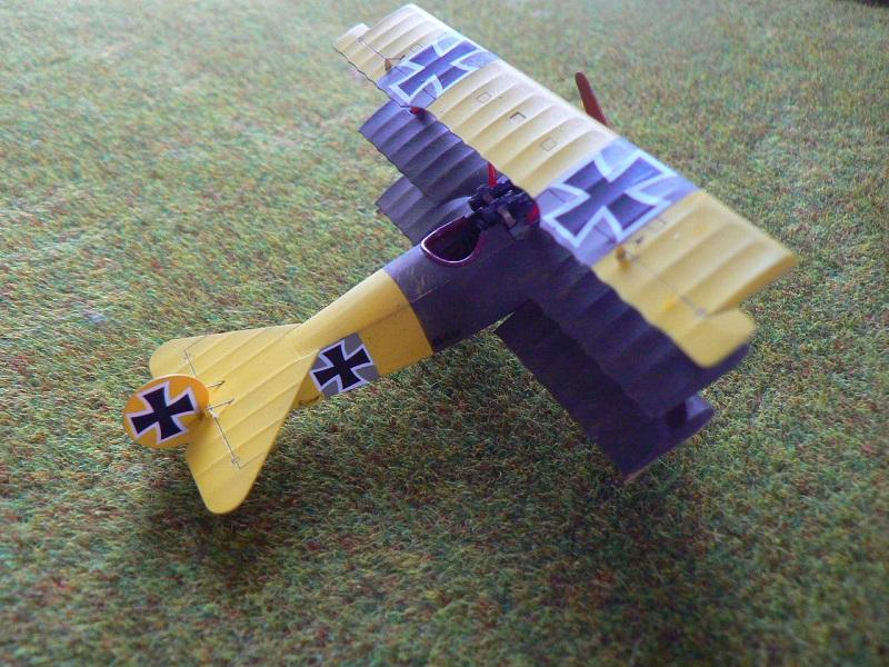 [Revell] Fokker DR-1...1/72° 10013