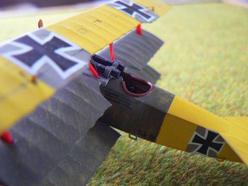 [Revell] Fokker DR-1...1/72° 10213
