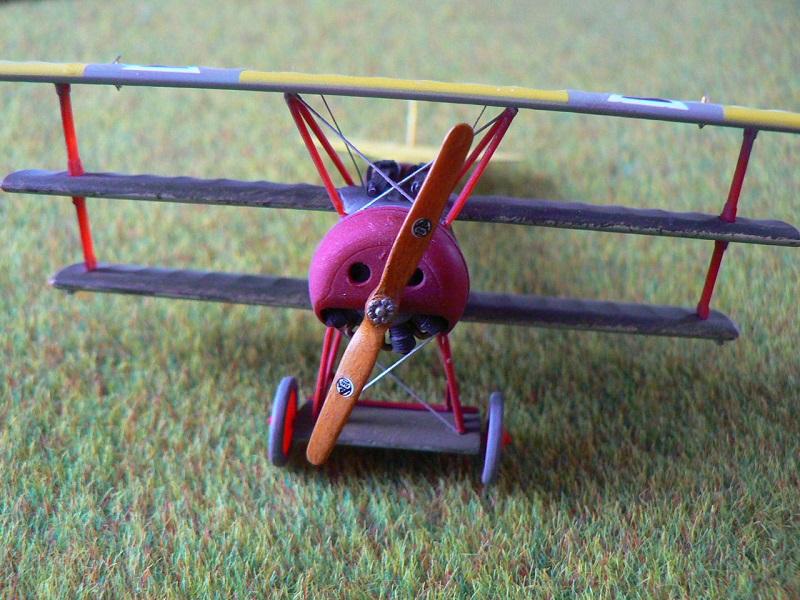 [Revell] Fokker DR-1...1/72° 10313