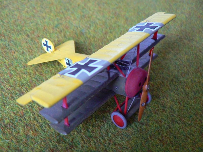 [Revell] Fokker DR-1...1/72° 10513