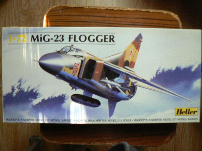 MiG 23 (Heller 1/72) 113
