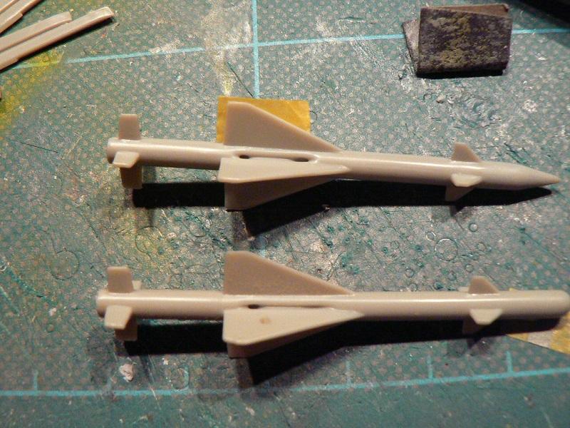 MiG 23 (Heller 1/72) 1610